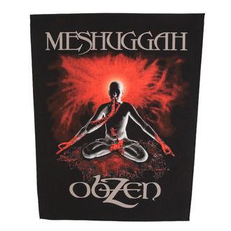 Našitek velik MESHUGGAH - OBZEN - RAZAMATAZ, RAZAMATAZ, Meshuggah