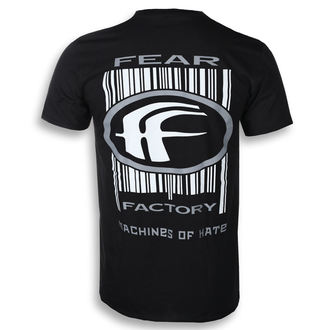 Moška metal majica Fear Factory - MACHINES OF HATE - PLASTIC HEAD, PLASTIC HEAD, Fear Factory