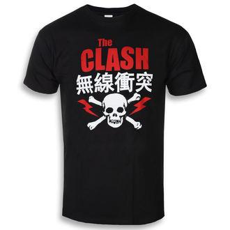 Moška metal majica Clash - BOLT RED - PLASTIC HEAD, PLASTIC HEAD, Clash