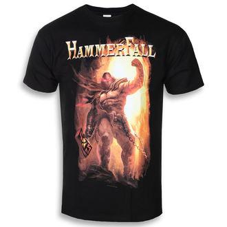 Moška metal majica Hammerfall - DETHRONE AND DEFY - PLASTIC HEAD, PLASTIC HEAD, Hammerfall