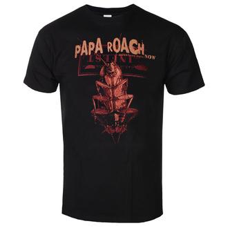 Moška majica Papa Roach - We Are Going To Infest - Črna - KINGS ROAD, KINGS ROAD, Papa Roach