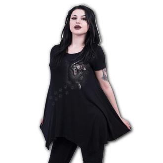 Ženska majica - POCKET KITTEN - SPIRAL, SPIRAL