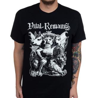Moška majica Vital Remains - Asmodaeus - Črna - INDIEMERCH, INDIEMERCH, Vital Remains