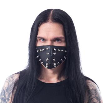 Maska POIZEN INDUSTRIES - ASTOR - ČRNA, POIZEN INDUSTRIES