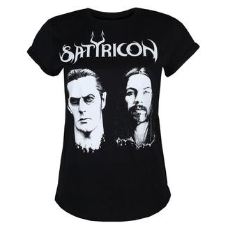 Ženska metal majica Satyricon - Two faces - NNM, NNM, Satyricon