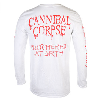 Moška metal majica Cannibal Corpse - BUTCHERED AT BIRTH - PLASTIC HEAD, PLASTIC HEAD, Cannibal Corpse