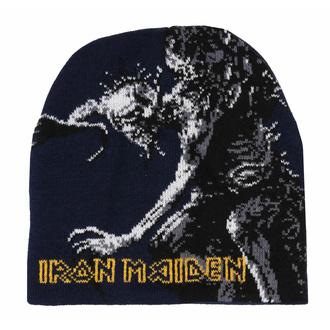 Beanie Kapa Iron Maiden - Fear of the dark - LOW FREQUENCY, LOW FREQUENCY, Iron Maiden