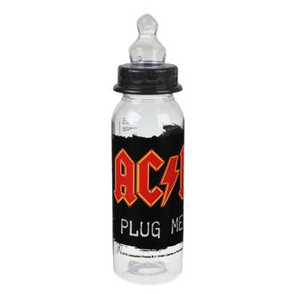 Otroška steklenica AC / DC - (Plug me in), Metal-Kids, AC-DC