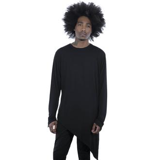 Moška KILLSTAR majica z dolgimi rokavi - Azazel Asymmetrical, KILLSTAR