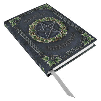 Notesnik / Dnevnik - Embossed Book of Shadows Ivy, NNM