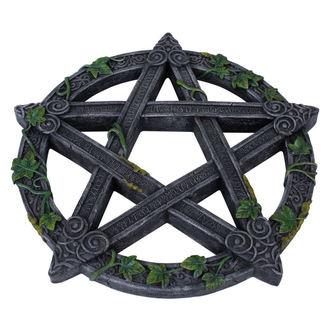 Zidna dekoracija - Wiccan Pentagram Wall Plaque, NNM