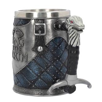Vrč (tankard) Game of thrones - King in the North, NNM, Igra prestolov