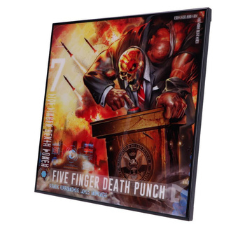 Slika Five Finger Death Punch - Justice for None, NNM, Five Finger Death Punch