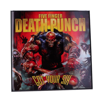 Slika Five Finger Death Punch - Got Your Six, NNM, Five Finger Death Punch