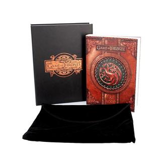 Pisalni zvezek Game of thrones - Fire and Blood, NNM, Igra prestolov