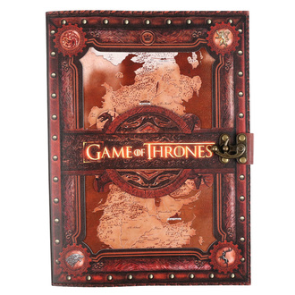 Pisalni zvezek Game of thrones - Seven Kingdoms, NNM, Igra prestolov