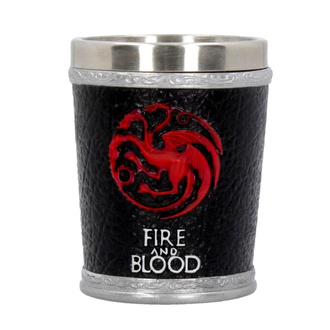 Kozarček Game of thrones - Fire and Blood, NNM, Igra prestolov