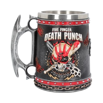 Vrč (tankard) Five Finger Death Punch, NNM, Five Finger Death Punch