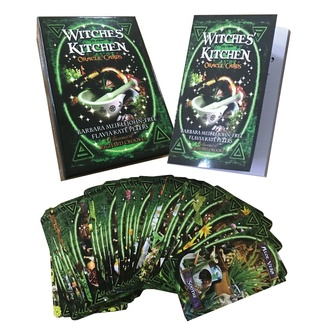 Tarot karte Witches Kitchen Oracle, NNM