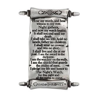 Magnet Game of thrones - Nights Watch, NNM, Igra prestolov