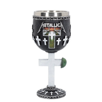 Kelih Metallica - Master of Puppets, NNM, Metallica