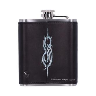 Prisrčnica (flaška za žganje)  Slipknot - Flaming Goat, NNM, Slipknot