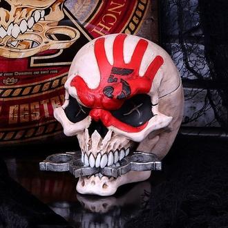 Dekoracija (škatla) Five Finger Death Punch - Skull, NNM, Five Finger Death Punch
