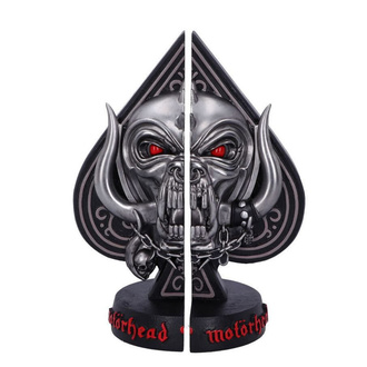 Dekoracija (opornik za knjige / držalo za knjige) Motörhead - Ace of Spades - Bookends, NNM, Motörhead