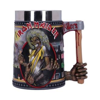 Šalica (tankard) Iron Maiden - The Killers, NNM, Iron Maiden