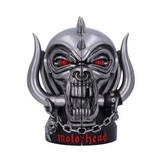 Dekoracija (opornik za knjige / držalo za knjige) Motörhead - Warpig Bookends, NNM, Motörhead