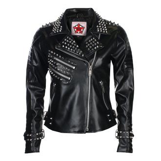 Ženska (moto) jakna BLACK PISTOL - Rockers Lady - Sky Črno, BLACK PISTOL