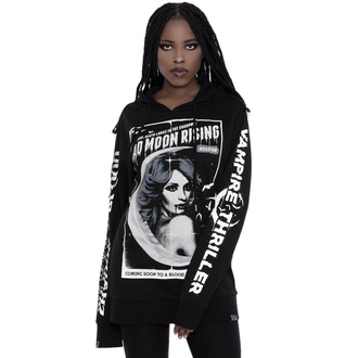 Unisex hoodie KILLSTAR - Bad Moon Rising, KILLSTAR