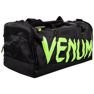 Športna torba VENUM- Sparring Šport - Črno / Neo Rumena, VENUM