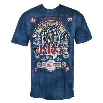 Moška metal majica Kiss - COBO HALL - LIQUID BLUE, LIQUID BLUE, Kiss