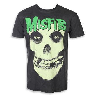 Moška metal majica Misfits - LARGE SKULL - PLASTIC HEAD, PLASTIC HEAD, Misfits