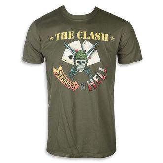 Moška metal majica Clash - STRAIGHT ACES - PLASTIC HEAD, PLASTIC HEAD, Clash