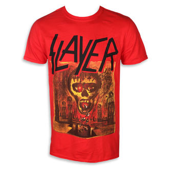 Moška metal majica Slayer - Seasons In The Abyss, PLASTIC HEAD, Slayer