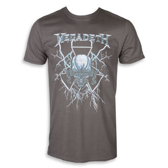Moška metal majica Megadeth - ELEC VIC - PLASTIC HEAD, PLASTIC HEAD, Megadeth
