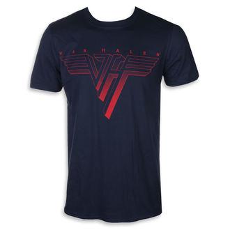 Moška metal majica Van Halen - CLASSIC RED LOGO - PLASTIC HEAD, PLASTIC HEAD, Van Halen