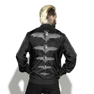 Unisex pomlad / jesen jakna - Release The Bats - BLACK CRAFT, BLACK CRAFT