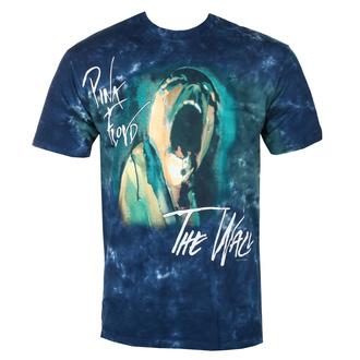 Moška metal majica Pink Floyd - SCREAMING FACE - LIQUID BLUE, LIQUID BLUE, Pink Floyd
