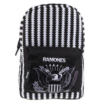 Nahrbtnik RAMONES - LETS GO CREST - CLASSIC, NNM, Ramones
