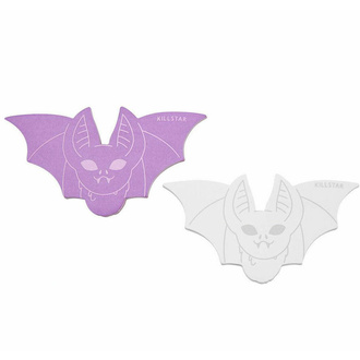 Samolepilne blazinica KILLSTAR - Batty - Lilac & Bela, KILLSTAR
