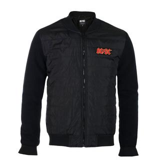 Moška jakna AC / DC - Logo - ROCK OFF, ROCK OFF, AC-DC