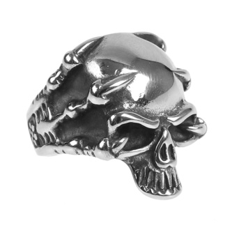 Prstan ETNOX - Skull, ETNOX