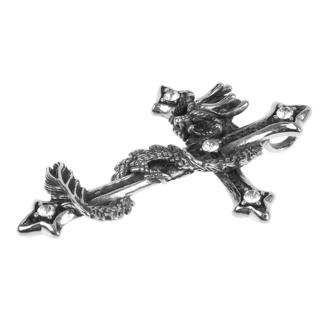 Ogrlica z obeskom ETNOX - Dragon Cross, ETNOX