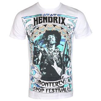 Moška metal majica Jimi Hendrix - MONTEREY '67 - BRAVADO, BRAVADO, Jimi Hendrix