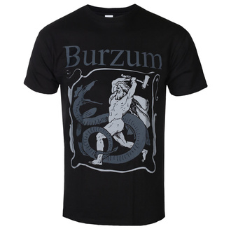 Moška metal majica Burzum - SERPENT SLAYER - PLASTIC HEAD, PLASTIC HEAD, Burzum