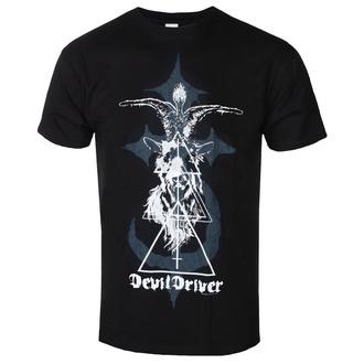 Moška metal majica Devildriver - BAPHOMET - PLASTIC HEAD, PLASTIC HEAD, Devildriver