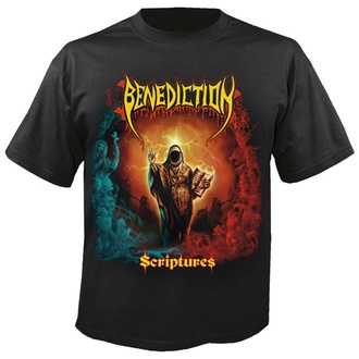 Moška majica BENEDICTION - Scriptures - NUCLEAR BLAST, NUCLEAR BLAST, Benediction